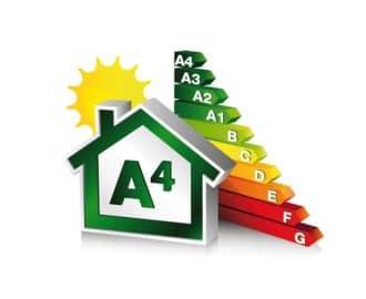 Classe Energetica A4 | Albero Casa Ravenna