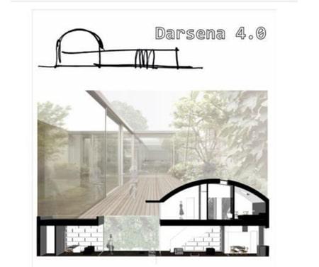 Darsena 4.0 locandina | Albero Casa Ravenna